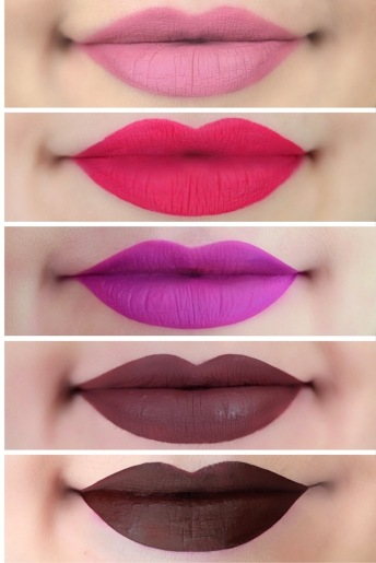 Colourpop Lip Swatch