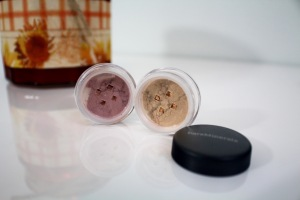 bareminerals fall eyeshadow