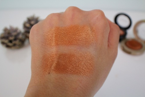 MAC Amber Lights Dupe