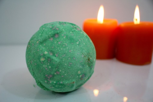 Lord of misuse bath bomb