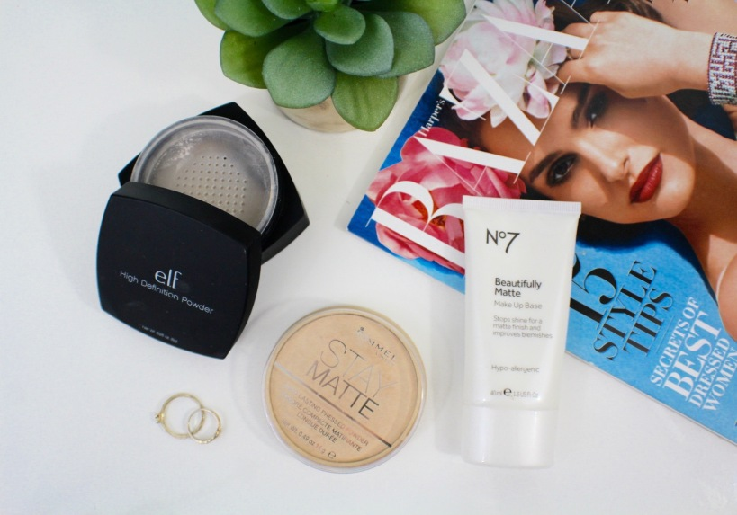 affordable makeup for oily skin