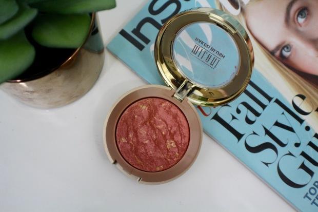 milani baked blush rose d'oro