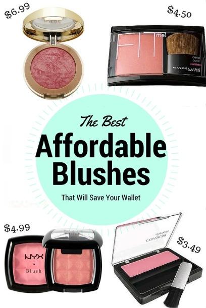 affordable blush