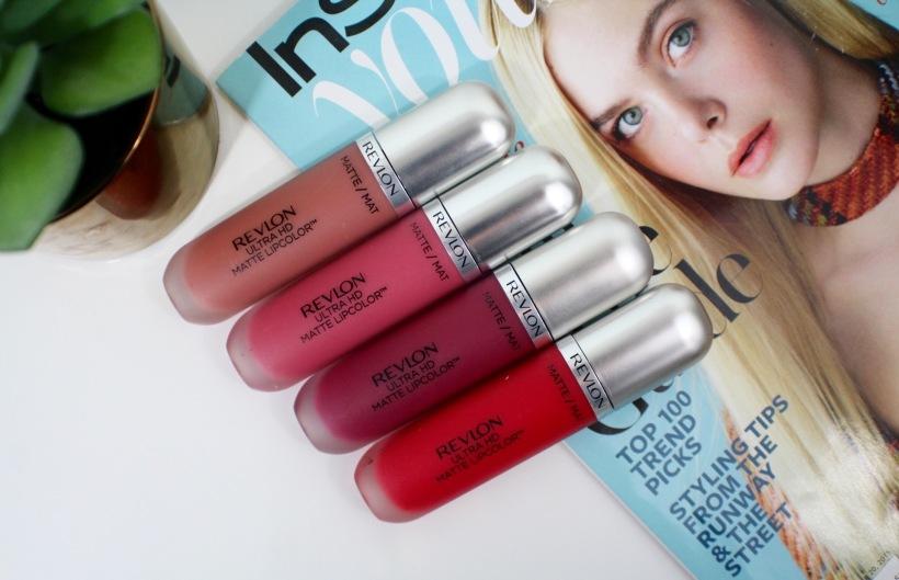 revlon ultra hd matte lipcolor review